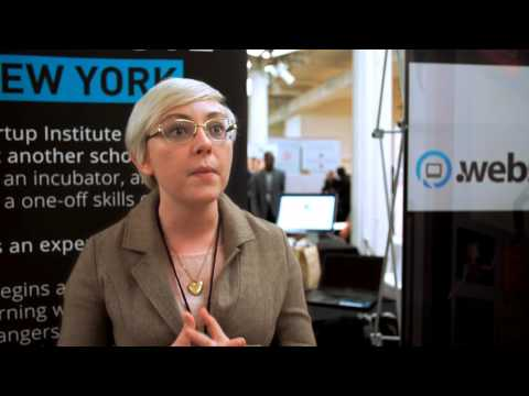 The Startup Institute at CoInvent Pulse Festival 2015 - New York