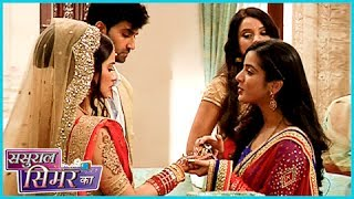 Roshini Gets INSULTED By Pari | Gives House Keys To New Bride | Sasural Simar Ka | TellyMasala