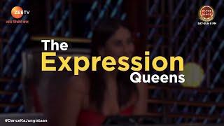 Expression Queens   Behind The Scene   #DanceIndiaDance