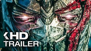 TRANSFORMERS 5: The Last Knight Extended Super Bowl Spot & Trailer (2017)