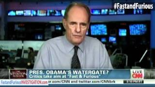 CNN: Is Fast and Furious Obama's Watergate?