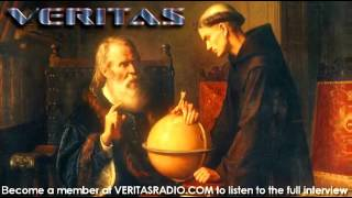 Veritas Radio - Santos Bonacci 1 of 2 Flat Earth Geocentrism vs Heliocentrism