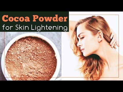 Cocoa Powder for Skin Lightening