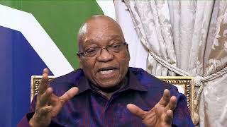 #StraightTalk: ANN7 exclusive interview with Pres Jacob Zuma