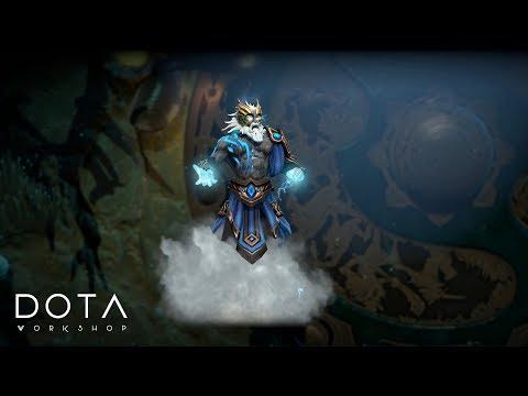 Dota 2 Zeus Arcana + Bearing of The King Restored - Dota Workshop