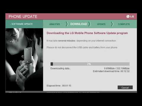LG P970 Update Ice Cream Sandwich Version 4.0.4