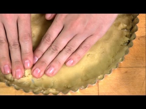 How to Make a Super Easy Tart Dough - CHOW Tip