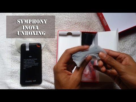 Symphony inova Unboxing | 2018 | Review In Bangla