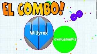 EL COMBO!! - AGAR.IO