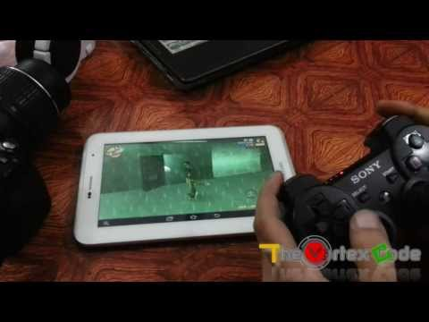 How To Connect PS3 Controller With Any Android Phone or Tab Wirelessly {Detailed}