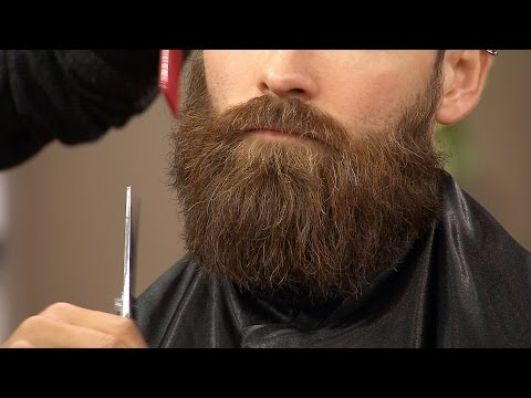 Grooming 101: Tips for beards of all shapes and sizes