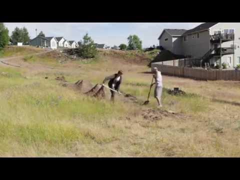 Building Dirt Jumps 2016