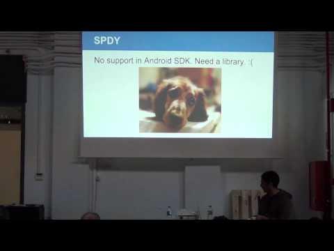 DevFestMadrid 2013 - Koushik (Koush) Dutta - HTTP connections on Android