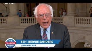 Sen. Bernie Sanders On 2020 Run, Russia Probe, Investigation Into Wife Jane, Health Care | The View