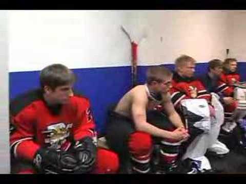 Regulators AAA hockey final Cut