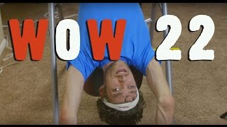 Hanging Upside Down - Workout Wednesday #22