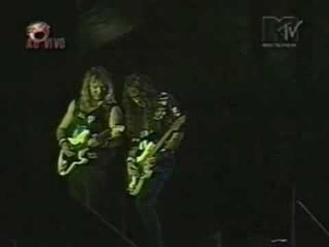 Iron Maiden-9.Sign Of The Cross(Curitiba,Brazil 1998)