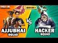 AJJUBHAI SQUAD VS GRENADE HACKER SQUAD | BOOYAH | CLASH SQUAD | FREE FIRE HIGHLIGHTS