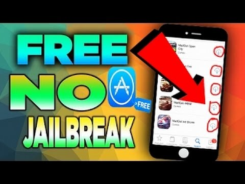 Download Free Games & Apps Without Apple ID & jailbreak in iPhone, iPad, iPod