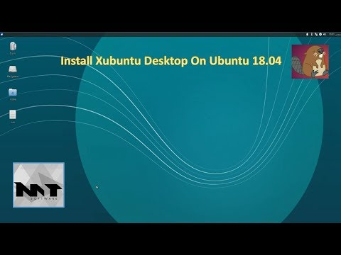 How To Install Xubuntu Desktop on Ubuntu 18.04