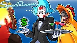 Speed Runners - FASTEST BUTLER EVER! (DRINKS ARE SERVED)
