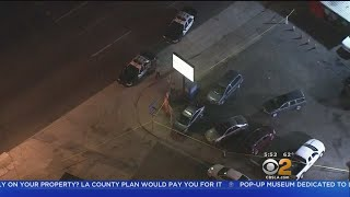 Armed Man Killed By Deputies During Foot Chase In Watts