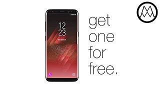 Samsung Galaxy S8 & S8 Plus Free Giveaway 2017