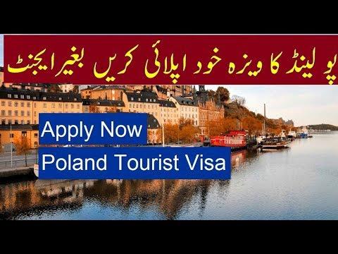 Easy Apply Now Poland Tourist visa  & Residenc permit