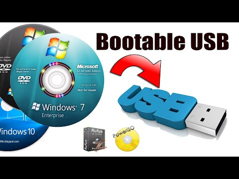 How To Bootable USB Pendrive for Windows 10 from DVD   Easily Bootable USB Pendrive 2018   Microtech