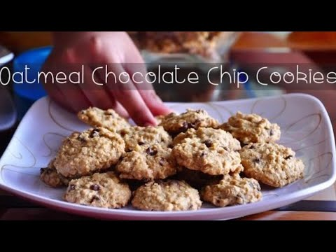 Oatmeal Chocolate Chip Cookies | RecipesAreSimple