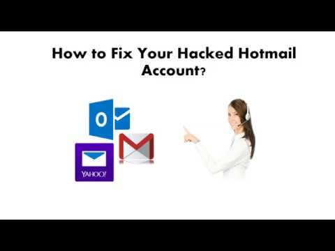 How to Fix Your Hacked Hotmail Account