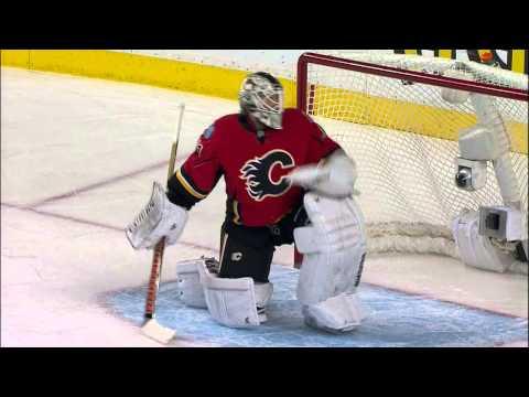 Gotta See It: Flames switch goalies after Canucks fast start