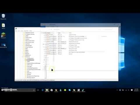 How to Change Default Program Files Location in Registry - Windows