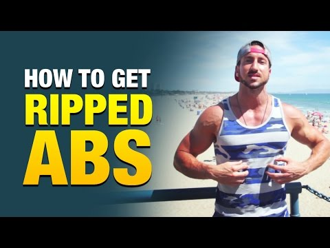 How To Get Ripped Abs: 4 Mistakes That Kill Your Beach Body (It's Not What You Think)