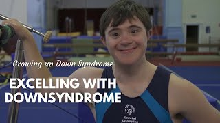 Keeping up with Chris: Excelling with Down Syndrome
