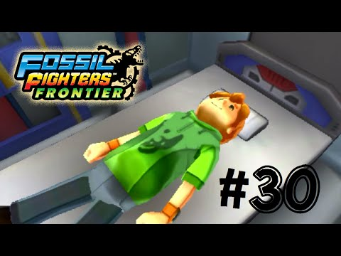 Fossil Fighters: Frontier Nintendo 3DS ROLLIN IN THE BEACH! Walkthrough/Gameplay Part 30 English!