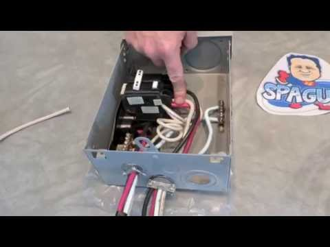 Hot Tub GFCI Breaker Information How To DIY The Spa Guy