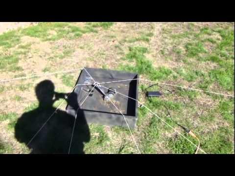 halloween props using 1 wiper motor - full video