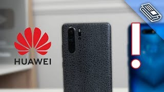 Komoly bajban a Huawei, minket is érint!!