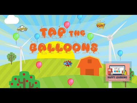 Creating a Tap the Balloons Game in Adobe Flash using ActionScript 3.0 - Part 01