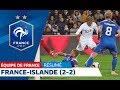 France-Islande (2-2), le résumé, Équipe de France I FFF 2018