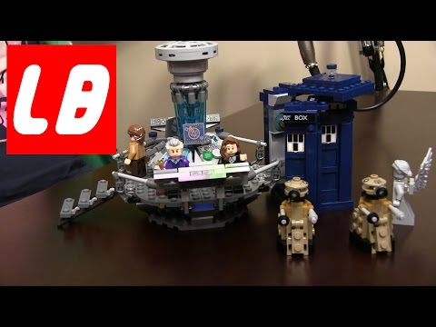 LEGO Lets Build: Doctor Who Tardis