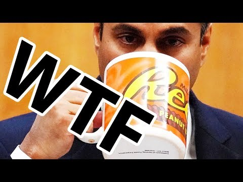 The FCC Is Asking For $200 In Exchange For Emails About Ajit Pai's Stupid Reeses Mug