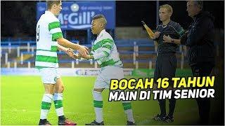 KISAH KARAMOKO DEMBELE : Bocah 16 Tahun Yang Melakukan Debut di Tim Utama Celtic