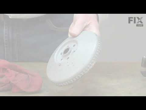 Milwaukee Band Saw Repair - How to Replace the Blade Pulley Tire