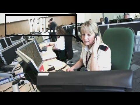London Fire Brigade reveals strangest 999 calls