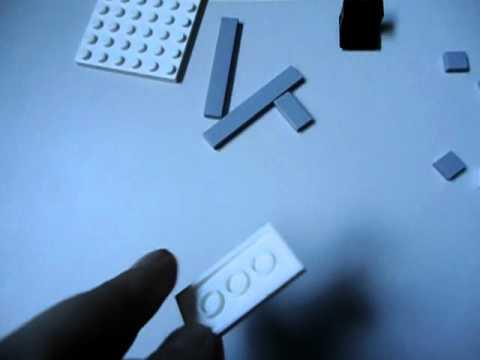 HtM: A Lego Computer Screen