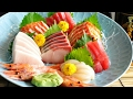 Sashimi - Street food japan