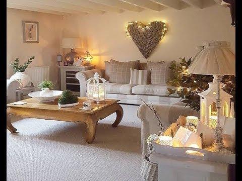 Stylish Shabby Chic Living Room Ideas