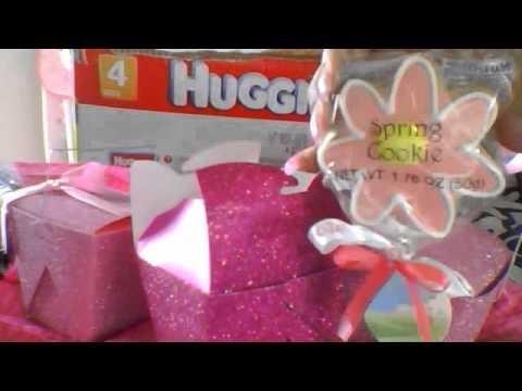Babyshower ideas DIY party favors!
